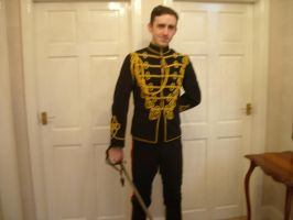 hussar in the hall by GeneralVyse