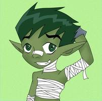 Beast Boy_15 by BeastGreen