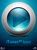 iTunes 10 Icon by Thvg