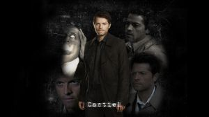 Castiel  by Nikky81