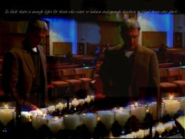 Leroy Jethro Gibbs -  Faith by atlantisflygirl86