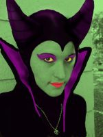 Leanne the Malificent by richair