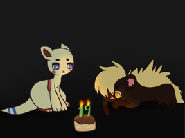 .:GIFT:. why not both?? by 3D-BITES