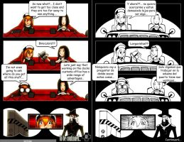 EXTERMINAUTS page 12 by evilself