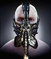 Bane's new mask by Synergy14