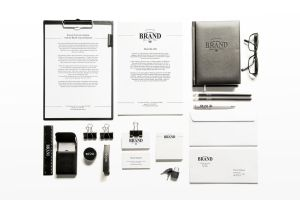 Photorealistic Identity Mock-ups by Itembridge