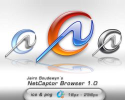 NetCaptor Browser ver1 by weboso