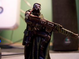 Vindicare Assassin by Action-Fig