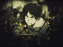 Warmaker - Eren Signature by Victimized22