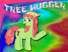 Tree Hugger by Cyber-murph