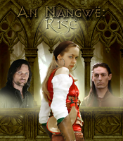 An Nangwe: Rise - Story Cover. by TheChimeraDoll
