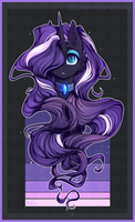 Nightmare Rarity by D-Dyee