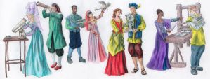 The MSB goes to the Faire by Nebulan
