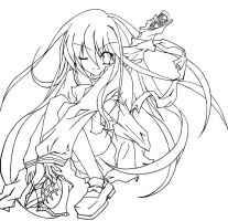 Shana 2 Outline by kazenoryu2