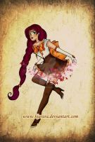 Sailor Autumn by Kiarara