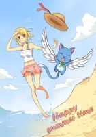 Happy summer time by Quiss