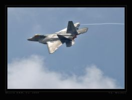 F-22A March ARB by jdmimages
