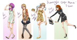 Meaningful Outfit Meme by Ruehara