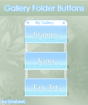 Blue Chain - Gallery Folders by LinaLeeL