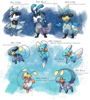 PKMNation: Clutch 12-13 by WolvesWithoutTeeth