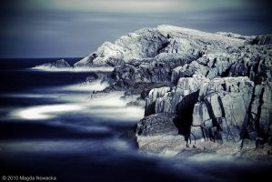 Blue Toraigh by schelly