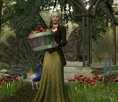 Lise's Garden +For Norway+ by Hera-of-Stockholm