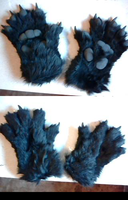 HolyLightningWolf gloves by sugarpoultry