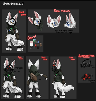 CLOSED: Old OC for sale by Bane-Shadows