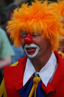 Clowning.. by Trianglis
