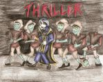 Thriller: Disney Style by crystal-of-ix