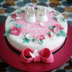 Baby Shower Cake by MeYaIeM