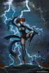 Thunder Chi by SirTiefling