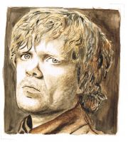 Tyrion Lannister by ConstanzaMelio