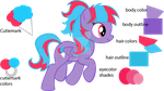 Cotton Cloud reference by JusticePrevail