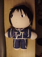 Roy Mustang by snowtigra