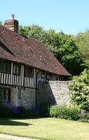 Ightham Mote 19 by OghamMoon