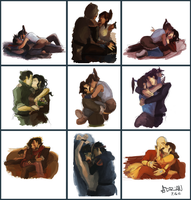 LoK: The lulz of shipping by Zekfir