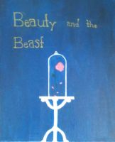 Beauty and the Beast by Proud2BeANerd