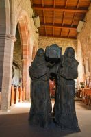 Lindisfarne Monks by parallel-pam