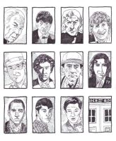 Doctor Who by jmralls2001