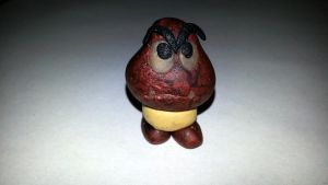 Awesome Clay Goomba by J-Lindo