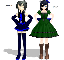 ciella before and after by bassie-michelle