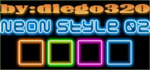 neon style 02 by Diego320