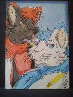 Post Card by ChrisTheCat26