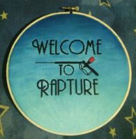 Welcome to Rapture Completed by tehcouch