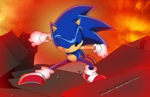 Sonic X Is that it? by ShadicX
