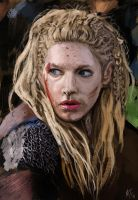 Lagertha Lothbrok 1 hour study by MichaelThom