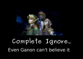 Ganondorf is Ignored by TheShadowEclipse841