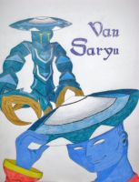 Van Saryu by Terra-of-the-Forest