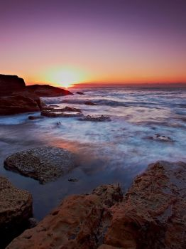 Light on the Rock by MarkLucey